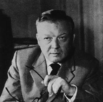 Portrait of Werner Forssmann
