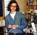 Me, at the Harvard Biological       Laboratories (1973).