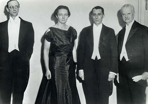 The 1935 Nobel Laureates