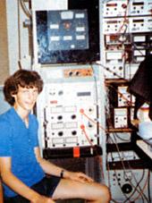 W.K. in July 1983.