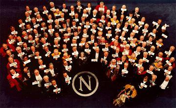 Nobel Laureates.