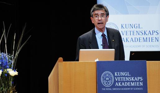 Robert J. Lefkowitz, Nobel Lecture