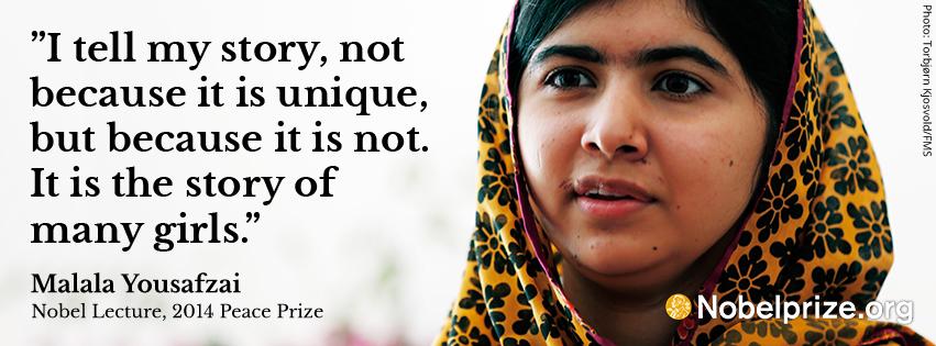 Malala Yousafzai - Facts - NobelPrize org