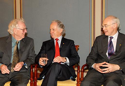 2007 Medicine Laureates