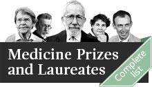Collage of Medicine Laureates