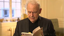 Patrick Modiano reading