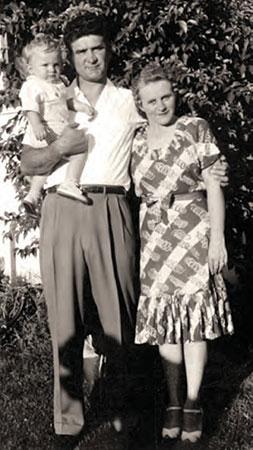 The Modrichs 1947.
