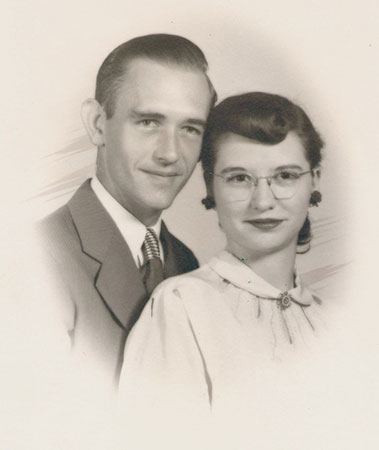 My parents, William A. and Frances R. Moerner.