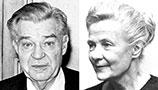 Gunnar and Alva Myrdal.