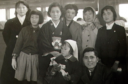 The Negishi Family (1958)