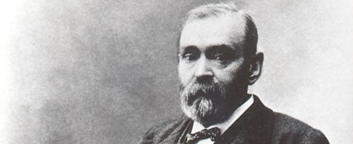Alfred Nobel, Copyright © The Nobel Foundation