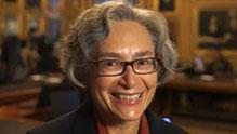 Professor Olga Botner in interview