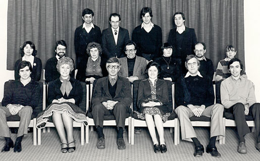 The Centre for Labour Economics at LSE, 1981