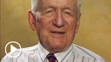 Physics Laureate Norman F. Ramsey