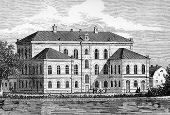 The Royal Caroline Medico-Surgical Institute
