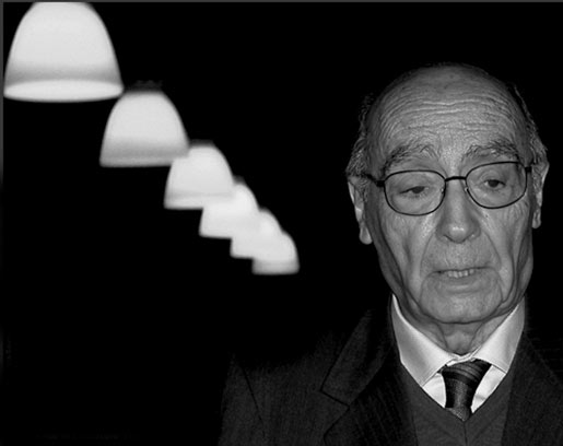 Portrait of José Saramago