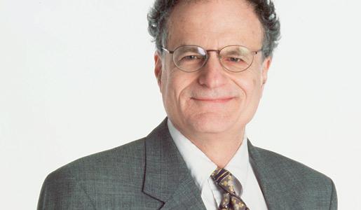 Portrait of Thomas Sargent, 2011 Laureate in Economic Sciences