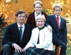 Schrock family