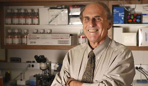 Portrait of Professor Ralph M. Steinman