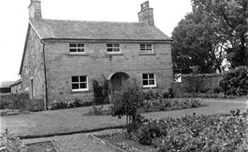 Edgelaw Farm House.