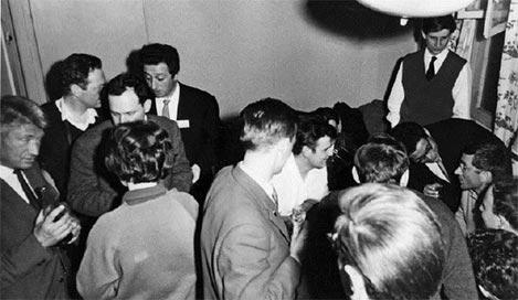 Novosibirsk Conference March 1965.
