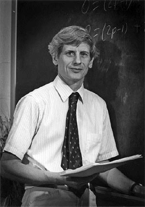 David Thouless, 1987. Distinguished Visiting Scientist, Brookhaven National Laboratories.