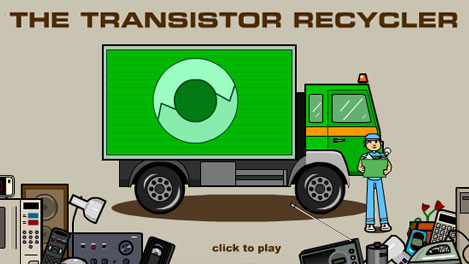 The Transistor Recycler Game