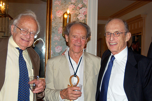 Three Nobel Laureates