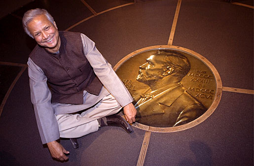Muhammad Yunus