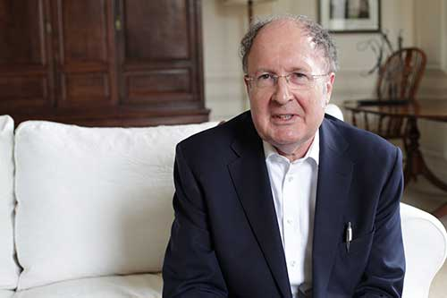 Sir Gregory P. Winter