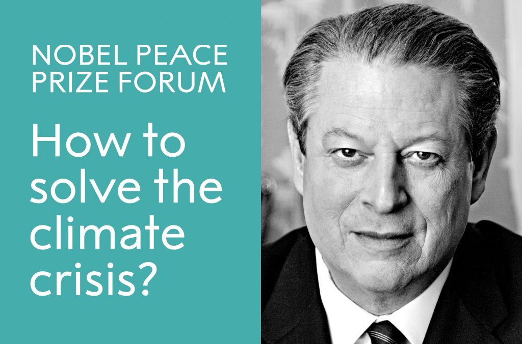 Nobel Peace Prize Forum 2018