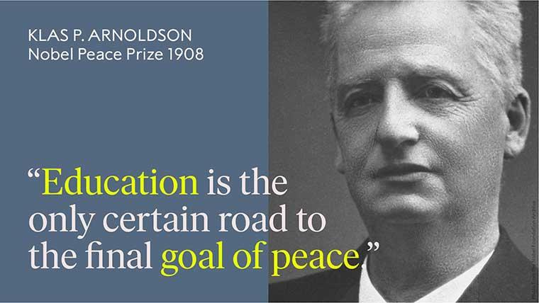 Arnoldson quote