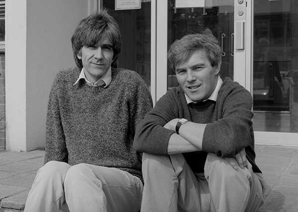 Nigel Unwin and Richard Henderson