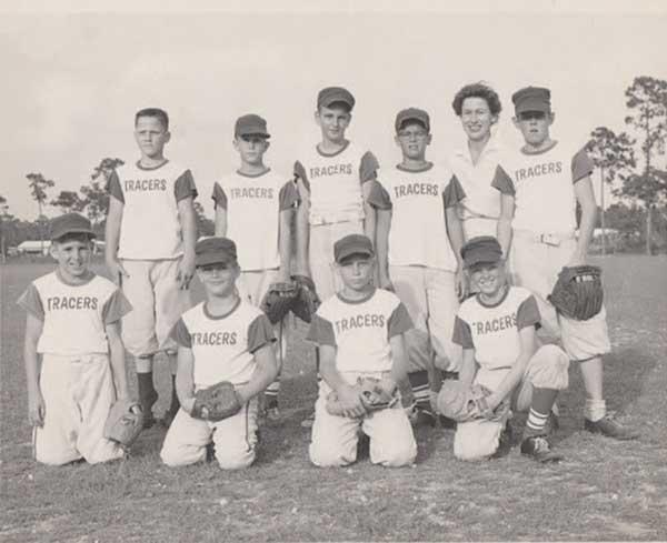 Base-ball team