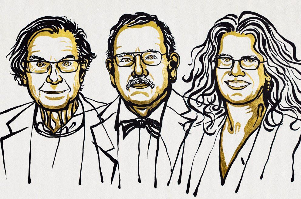 Lauréats Nobel de physique 2020