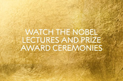 Watch lectures and award ceremonies