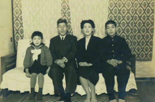 Honjo family