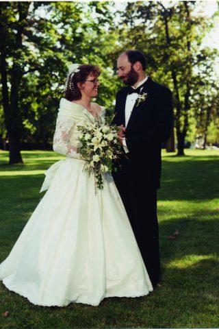 Strickland-Dykaar wedding