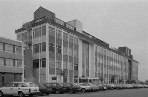 MRC Laboratory of Molecular Biology, 1970.