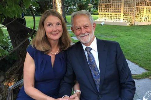 Robert and Mary Wilson