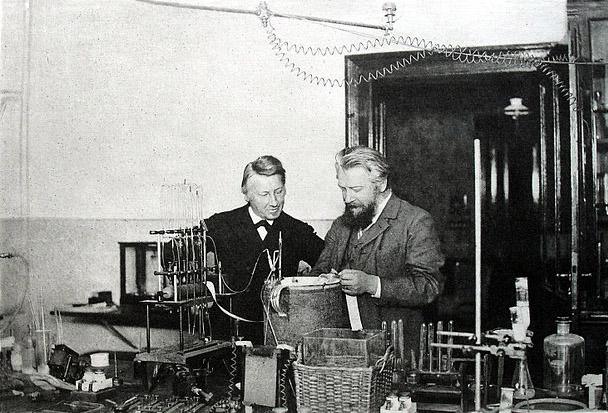 van 't Hoff and Ostwald