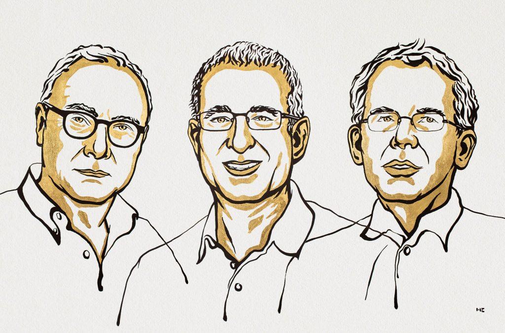 David Card, Joshua Angrist and Guido Imbens